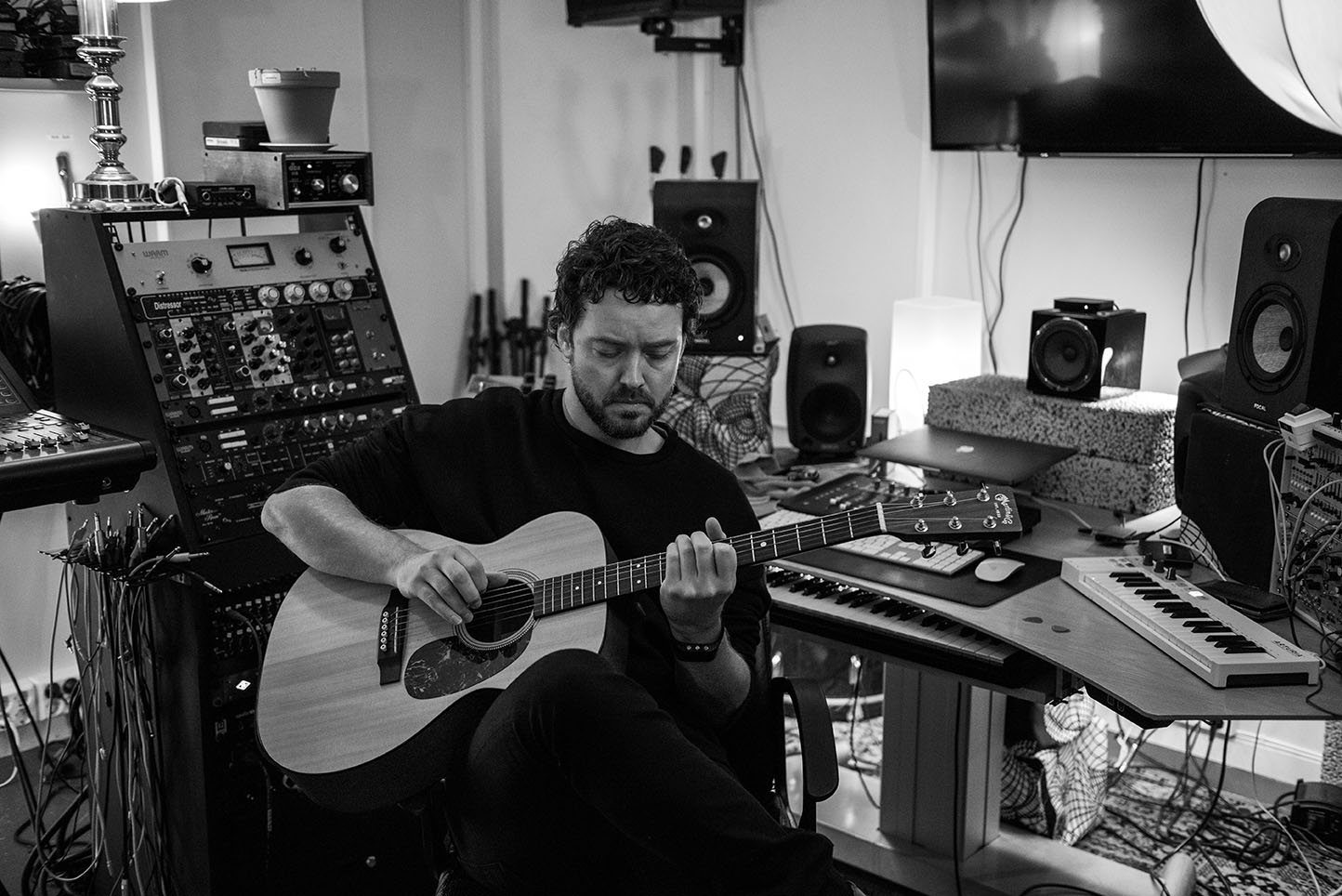 """Petter Vågan' solo album """"Dead Pixel"""" is out now. Read the interview with Petter about his solo project and the inspiration for this album"""
